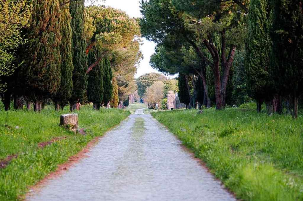 Via Appia - Von Rom nach Capua
